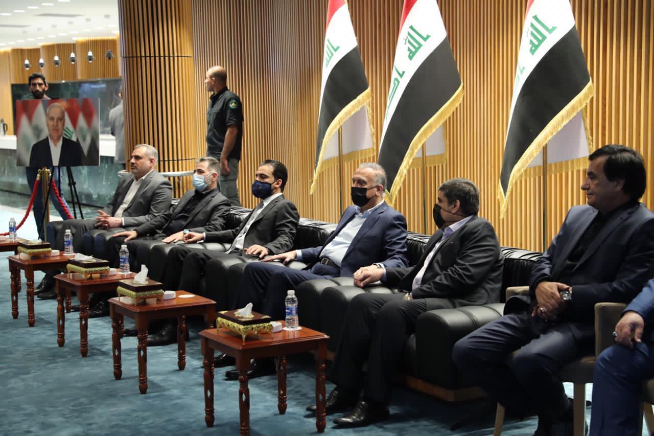 بالصور .. مجلس النواب يقيم مجلس عزاء على روح الفقيد النائب حسين الزهيري